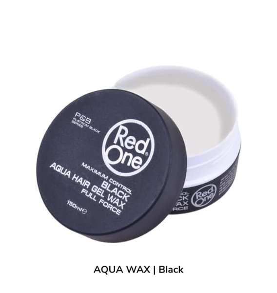 Вакса за коса RedOne Black agua men professional 150ml