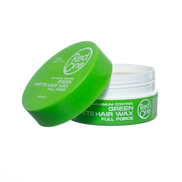 Вакса за коса RedOne Green matte men professional 150ml