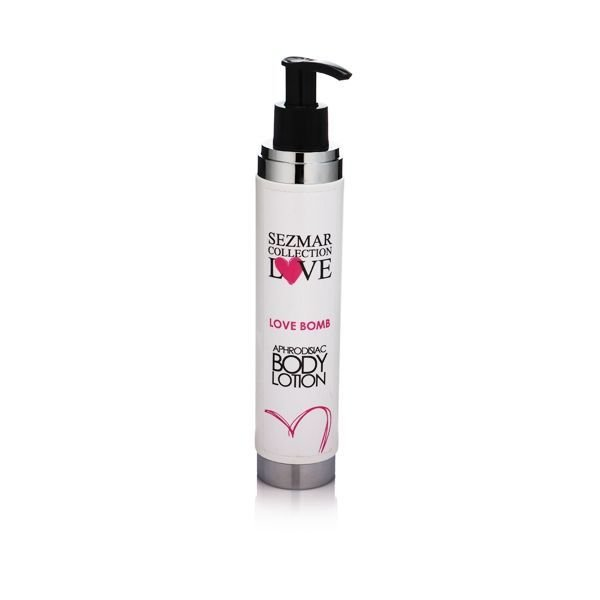 Афродизиак лосион за тяло Sezmar Love Bomb 200ml
