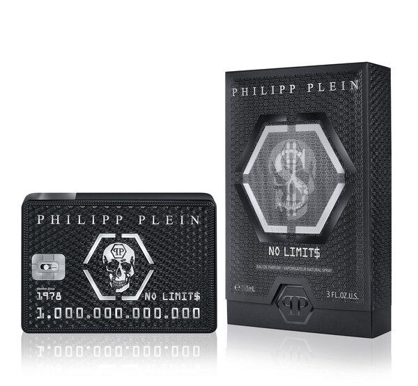 Phillipp Plein No Limits$ EDP 50ml за мъже