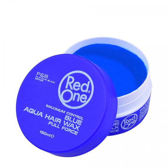 Вакса за коса RedOne Blue agua men professional 150ml