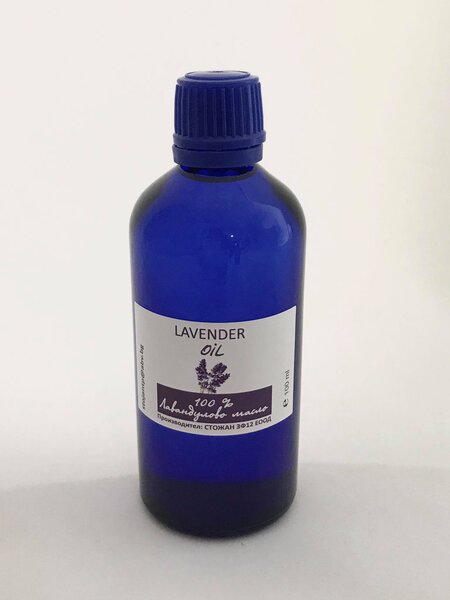 Лавандулово масло 100% Lavender oil 100ml