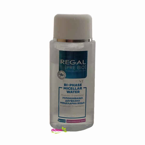 Мицеларна двуфазна вода REGAL Pre Bio 135ml