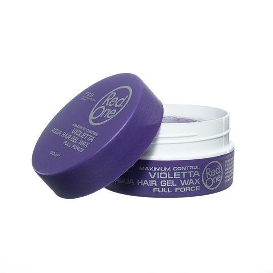 Вакса за коса RedOne Violetta agua men professional 150ml