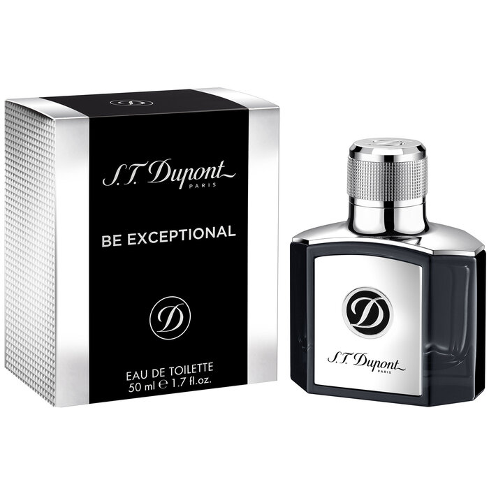 S.T.Dupont Be Exceptional for men EDT 50ml за мъже